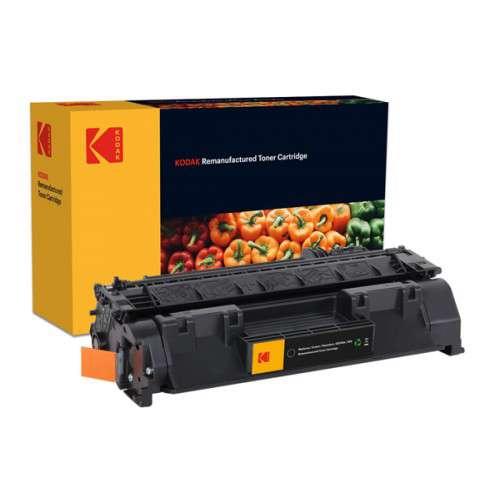 Kodak HP CE505X Black