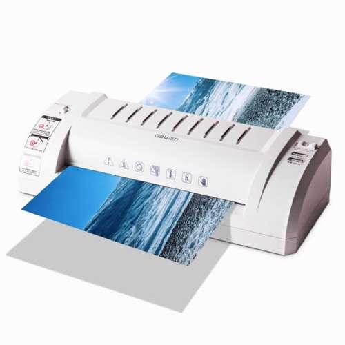 Deli Laminating Machine, A4 Size, E-3893