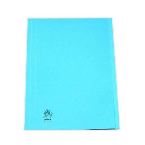 Premier Square Cut Folder F/S 300G Yellow Colour