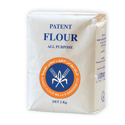 KFMB Patent Flour (4x2kg)
