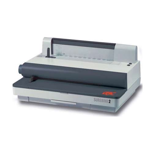 GBC SureBind System 2 Binding Machine - L.Grey/D.Grey