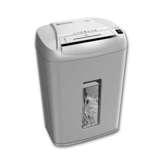 New United Shredder Machine RT-14C-CROSS CUT - Black/Silver