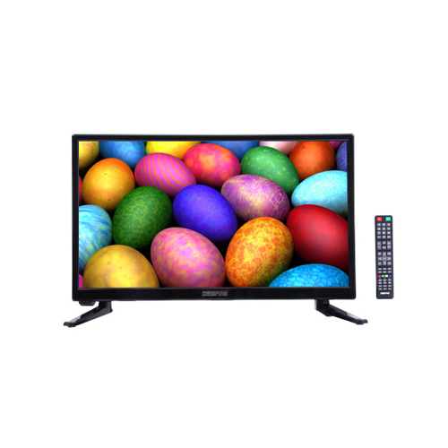 """Geepas GLED2087XHD Clear HD LED TV, 20"""""""