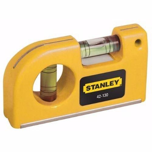 Stanley 042130 Magnetic Horizontal/ Vertical Pocket Level