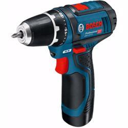 Bosch GSR 12V-15 C/Less Drill 2.0Ah
