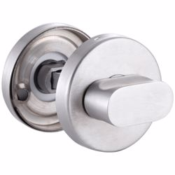 Bathroom/Toilet/Dressing Room Door Lock Indicator Bolt - Red (Engaged)/Green(Vacant) preview