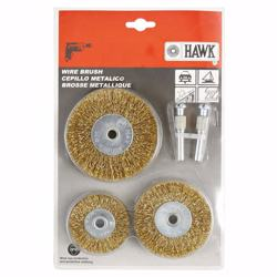 Hawk Brush Set 5Pcs - 600024-9009