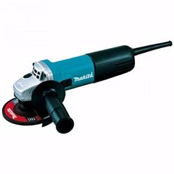 Makita Angle Grinder 670 Watts, Black And Blue [9558Hn]