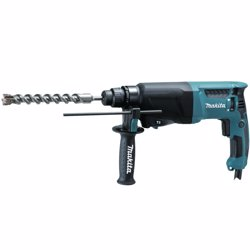 Makita HR2600 SDS-PLUS Rotary Hammer 26mm 800W