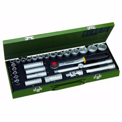 "Proxxon 23000 Socket Set 1/2"" 29Pcs"
