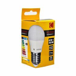 Kodak Led Bulb Golf G45 E27 6W - Warm Glow