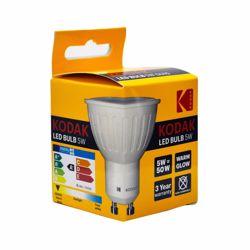 Kodak Led Bulb Spot Gu10 5W - Warm Glow
