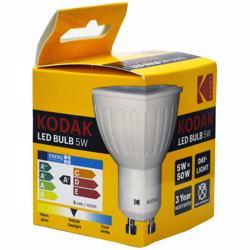 Kodak Led Bulb Spot Gu10 5W - Daylight