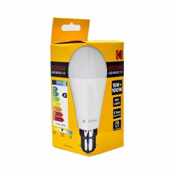 Kodak Led Bulbs Globe A60 B22 15W - Warm Glow