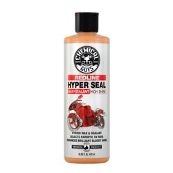 Chemical Guys Redline Hyper Seal High Shine Wax and Sealant for Motorcycles 16oz