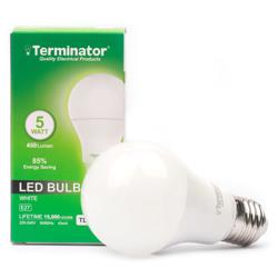Terminator LED Bulb 5W Warm White E27