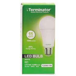 Terminator LED Bulb 11W Day Light E27