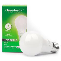 Terminator LED Bulb 7W Warm White E27