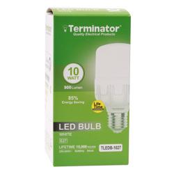 Terminator LED Bulb 10W Day Light E27 1000 Lumen