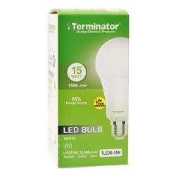 Terminator LED Bulb 15W Day Light E27