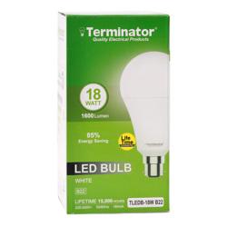 Terminator LED Bulb 18W Day Light B22