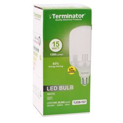 PowerSafe LED Bulb 15W Day Light B22
