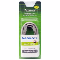 Terminator Patch Cord CAT6 2M Cable