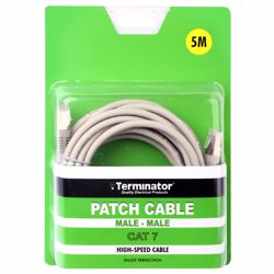 Terminator Patch Cord CAT7 5M Cable