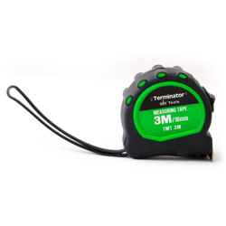 Terminator Measuring Tape 3M