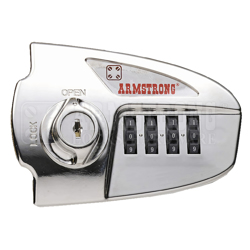 Armstrong DL001-16- 4 Digit Combination lock for Lockers & Cabinets preview