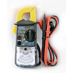 Terminator Analogue clamp tester 600V, 300A AC mini size in blister