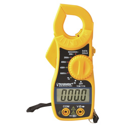 Terminator Mini digital Clamp meter with pouch (400A - AC)