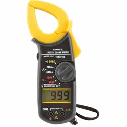 Terminator Mini digital clamp meter with pouch (600A - AC)
