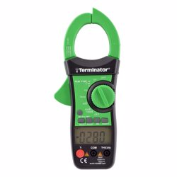 Terminator Dual digital display clamp meter (1000 A AC)