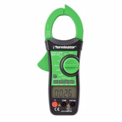 Terminator Dual digital display 1000A AC/DC clamp meter in gift box with pouch