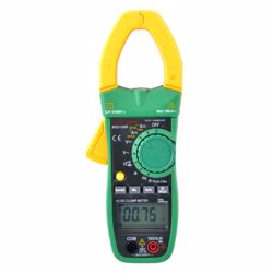 Mastech 1000A AC/DC Digital Clamp Meter True RMS (Frequency Barograph and Capacitance)