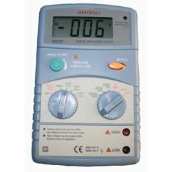 Mastech Digital Insulation Tester (700V AC 1000V DC and 200ohm Resistance)