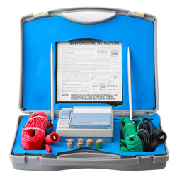 Mastech Analogue Earth Resistance Tester (1000ohm Resistance)