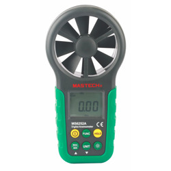 Mastech Digital Anemometer (Air Flow-CFM CMM CMS)