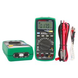 Mastech 5in1 Auto Ranging Digital Multimeter (Voltage Amp dB %RH Temp. Hz Ohms Lux)