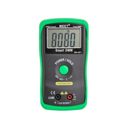 Meet Full Auto One Switch Smart Digital MultiMeter