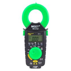 Meet 2000 Count 1000A AC TRMS Slim Pocket Clamp Meter With Temperature & NCV