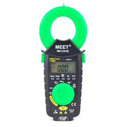 Meet 400A TRMS AC Pocket Clamp Meter With Temp & NCV