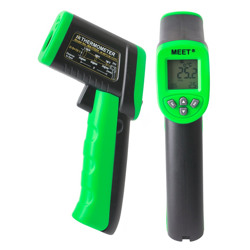 Meet Digital Thermometer With K Type Thermocouple (MAX/MINDS-121 ) (-50 C ~ 600 C )