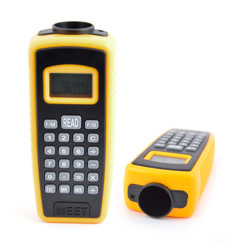 Meet Ultrasonic Distance Meter With Calculator