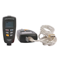 Standard Coating Thickness Tester With USB Interface For PC Software (Measuring Range 0-1250um)