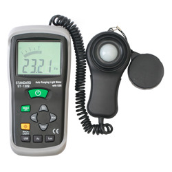 Standard Light Meter 4000 Counts and 400000 Lux With USB Interface