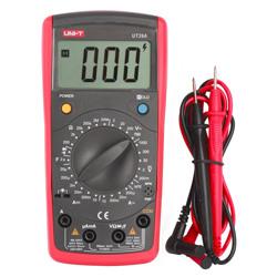Uni-T Multi Meter Digital Standard (Capacitance 2uF)