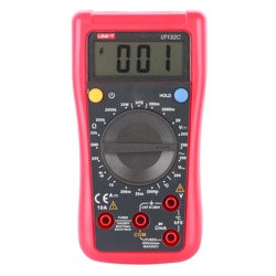 Uni-T Multi Meter Digital Palm Size (Temperature Continuity Buzzer)