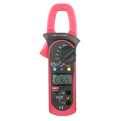 Uni-T AC/DC Clampmeter 600A Capacitance Frequency Temperature